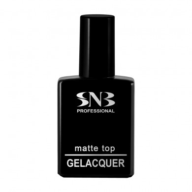 SNB Matte top - 15 ml