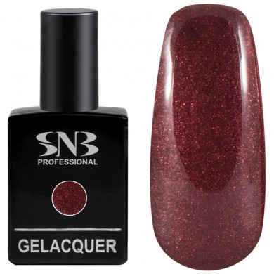 Gel polish SNB pearl 061 Danaya - brown 15 ml