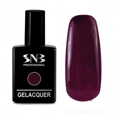 Gel Lacquer SNB color 171 Brigitte 15 ml
