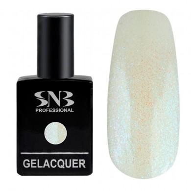 SNB Glitter 08 Blue Effect 15 ml