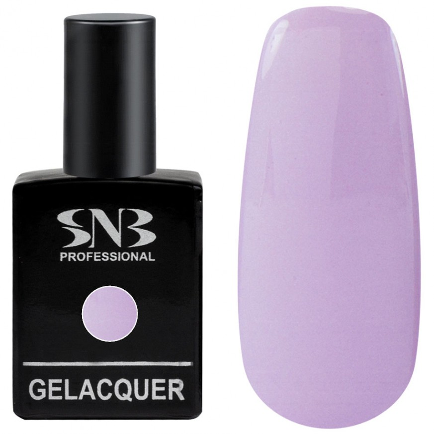 Gel polish SNB 184 Vanina - purple 15 ml