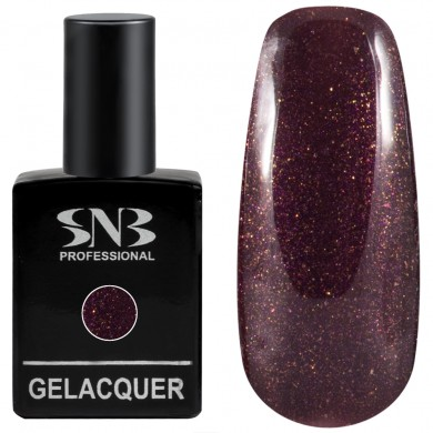 SNB Brocade 058 Pation - bordo 15 ml