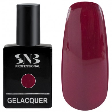 SNB Pastel 185 Karin - wine-colored 15 ml