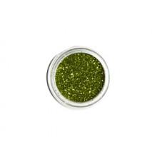 DEDLM76 Gren - macro glitter nail polish effect