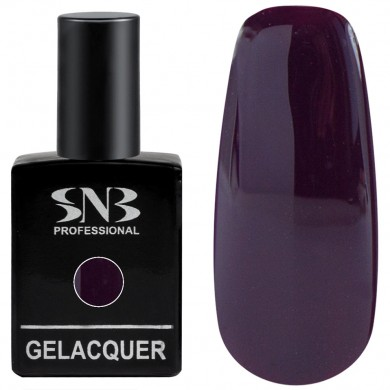 SNB Pastel 187 Suzan - dark purple 15 ml