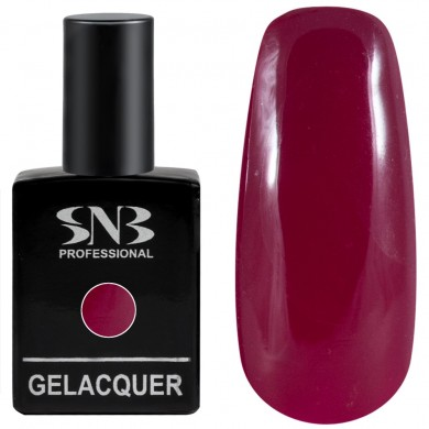 SNB pastel 017 Desire - sour cherry 15 ml