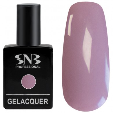 Gel polish SNB 146 Fabiola pink-violet 15 ml