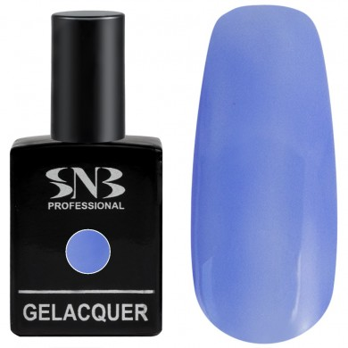 Gel polish SNB 149 Ventsislav - blue 15 ml