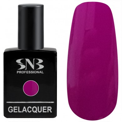 Gel polish SNB 142 Miranda - purple 15 ml