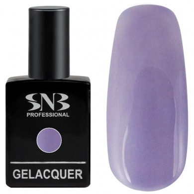 Gel polish SNB 134 Pepe - romantic violet