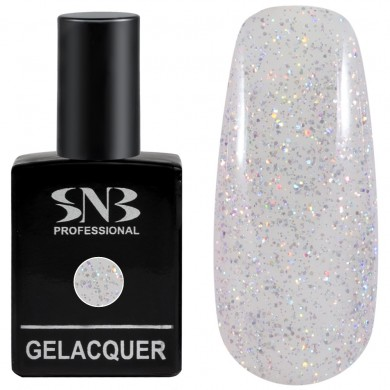 SNB Brocade 064 - Hologram white holographic 15 ml