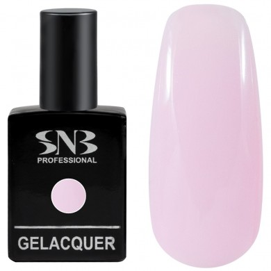 Gel polish SNB  093 Ivonne - pale pink 15 ml
