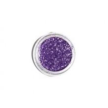 DEDLM38 Llight cyclamen - macro glitter nail polish effect