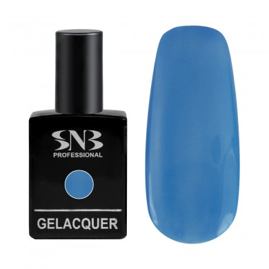 SNB Polish Gel 199 blue pastel - 15 ml