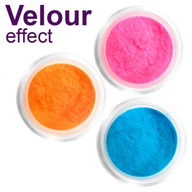 Velours effect 2 gr.