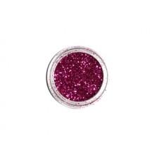 DEDLM36 Cyclamen - macro glitter nail polish effect