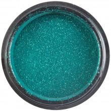 Micro glitter metallic ocean green code: DELM39