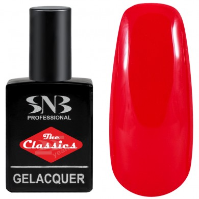 SNB Classic 01 ultra red pastel 15 ml