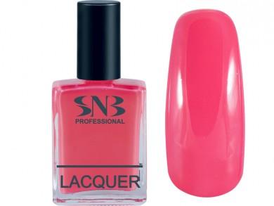SNB nail polish Valentina 02 pink pastel - 15 ml