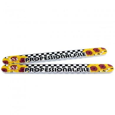 Manicure File 150/220 Sunflowers