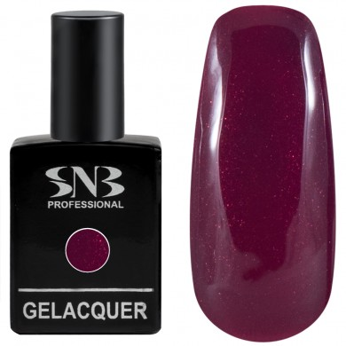 Gel polish Pearl SNB 021 Stefan - sour cherry 15 ml