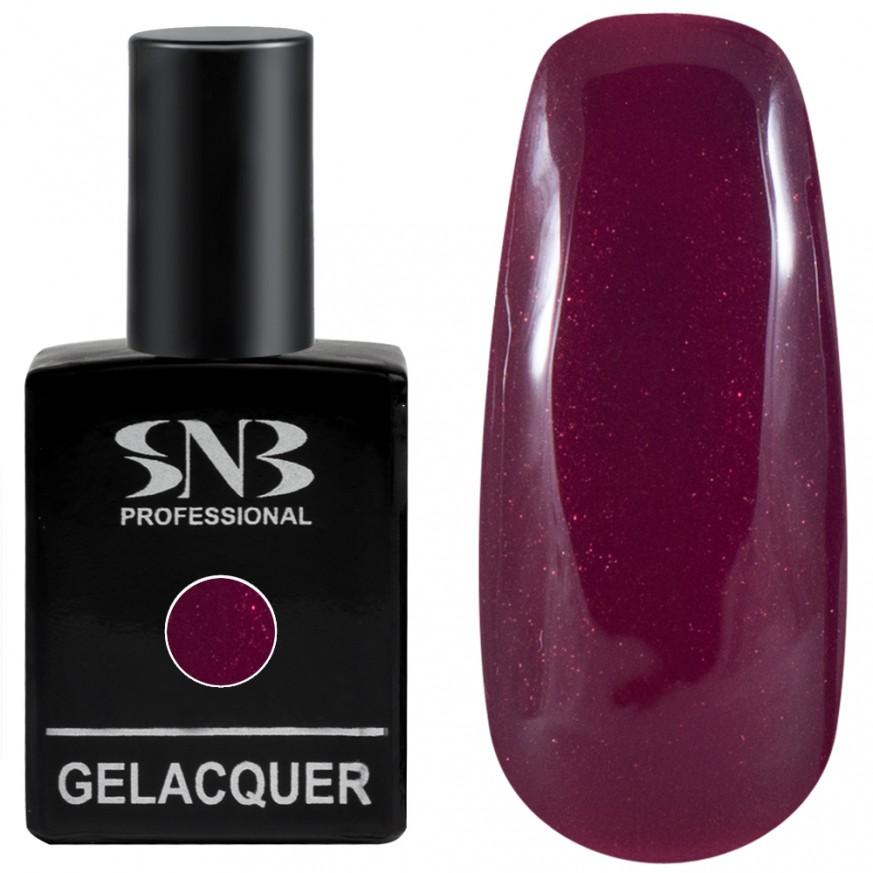 Gel polish Pearl SNB 021 Stefan - sour cherry 15 ml