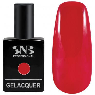 SNB pastel 001 Kalina - bright red 15ml
