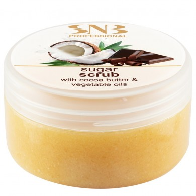 Sugar srub with cocoa butter - 300 ml