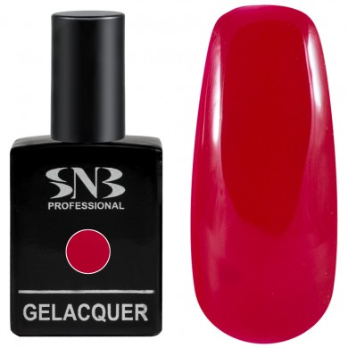 SNB pastel 39 Scarlet - classic red 15 ml