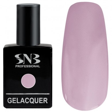 Gel polish SNB 120 Vanessa - light purple 15 ml
