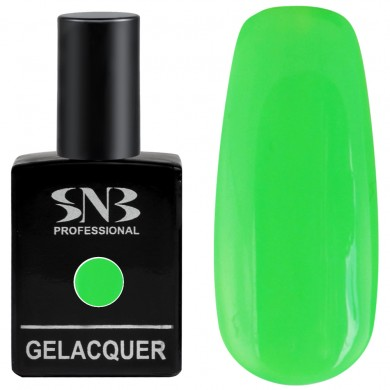 SNB Neon 102 Anet - green neon 15 ml