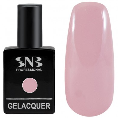 Gel polish SNB 033 Carmen - nude beige 15 ml