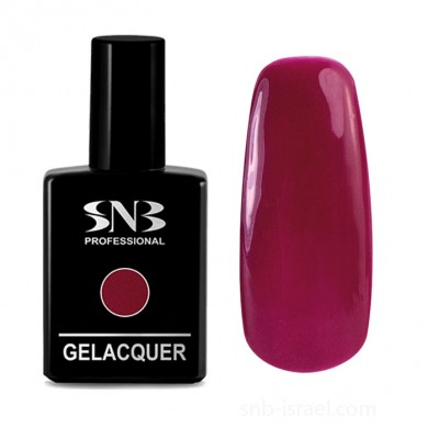 Gel Lacquer SNB color 170 Mabel 15 ml