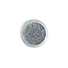 DEDLM10 Silver macro glitter
