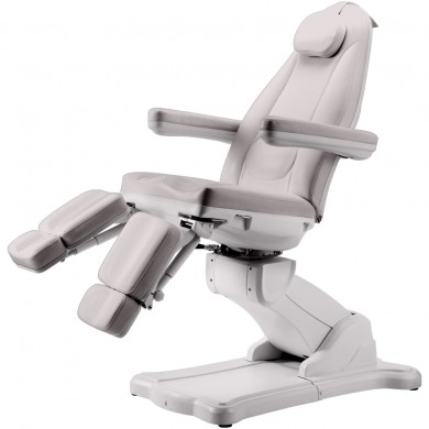 Professional Electrical Pedicure Chair - light beige