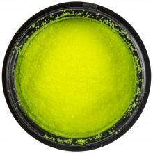 Micro glitter aqua neon yellow code: DELM22