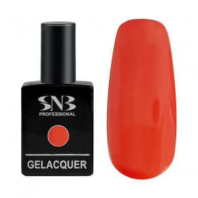 SNB Polish Gel 200 orange - 15 ml
