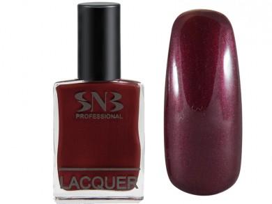SNB Nail polish 07 bordo - 15 ml