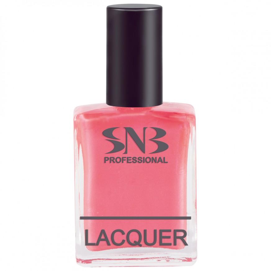 SNB nail polish Bojura pink 13 - 15 ml