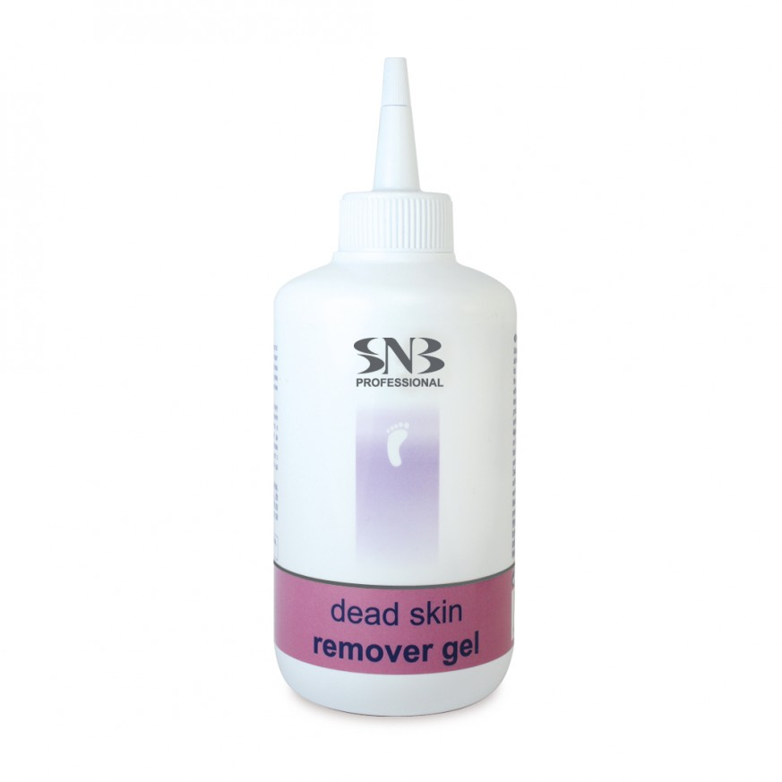 SNB The Dead Skin Remover Gel is a professional pedicure product designed to facilitate the removal of horned tissue on the feet.