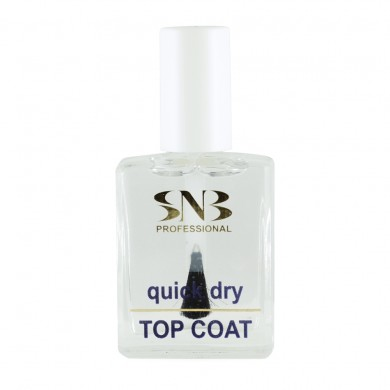 SNB Quick dry top coat