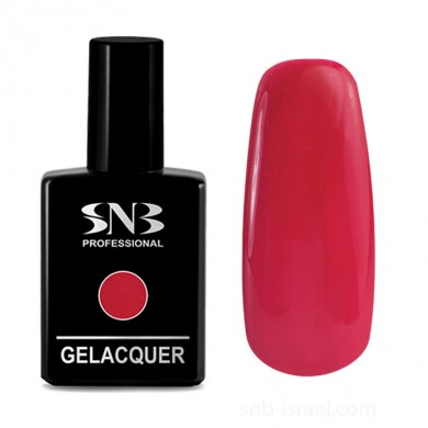 Gel Lacquer SNB color 169 Rumina