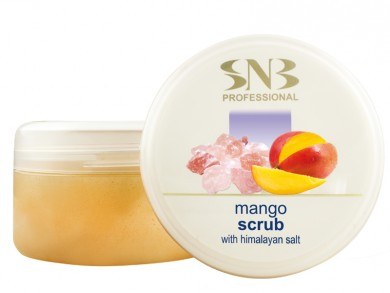 Scrub mango with himalayan salt - 300 ml