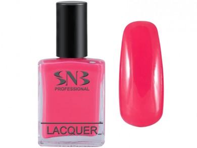 SNB nail polish Bojana coral - 15 ml