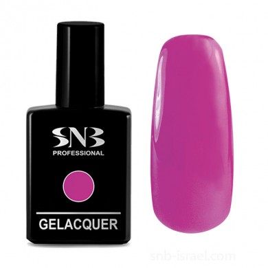 Gel lacquer SNB color 167 Georgia