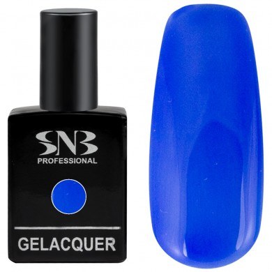 Gel polish SNB 131 Olivia - blue 15 ml