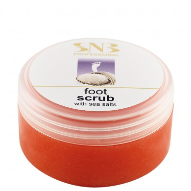 SNB food scrub with sea salt - 300 ml