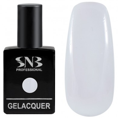 SNB pastel 025 Belcho - white 15 ml