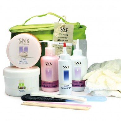 Pedicure set SNB