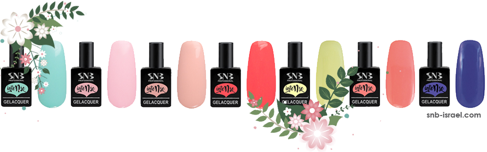 New Collection GELacquer SNB Professional Spring 2018 - Sonata
